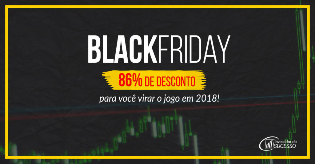 Black Friday Investidor de Sucesso